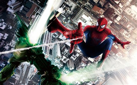 amazing spider man  imax wallpapers hd wallpapers