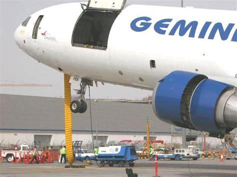gemini mdf dubai cargo airlines gemini air cargo cargo airlines aircraft  jet