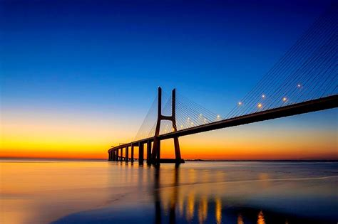 ponte vasco da gama ponte vasco da gama 233 a maior da europa vortexmag
