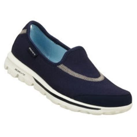 comfortable shoes for disney world want these for disney womens navy blue skechers go walk
