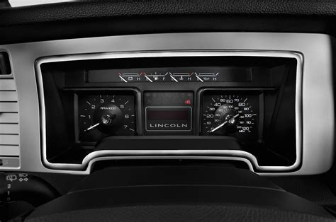 2014 Lincoln Navigator L Gauges Interior Photo