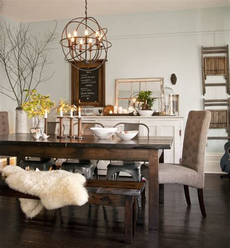 dining room 12 rustic dining room ideas decoholic