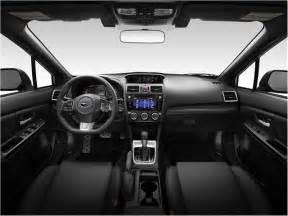 Subaru Wrx Interior 2017 Subaru Wrx Prices Reviews And Pictures U S News