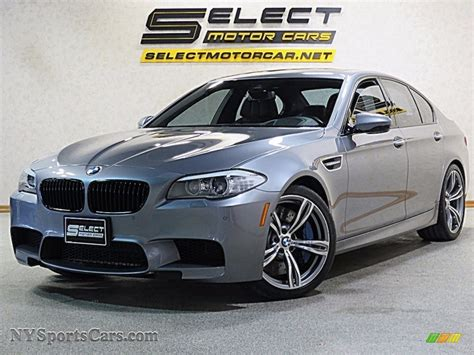 2013 bmw m5 sedan 2013 bmw m5 sedan in space grey metallic 773722
