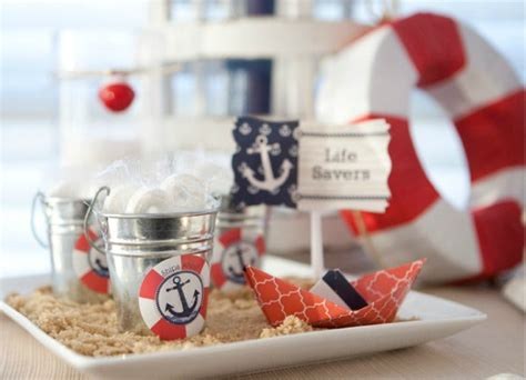 Nautical Baby Shower Decorations For Home Nautical Baby Shower Decorations For Home Archives Baby