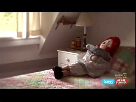annabelle doll mysteries at the museum mysteries of the museum warren occult musuem anabelle