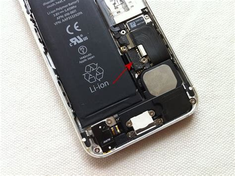 Hair Dryer Iphone Battery iphone 5 disassembly screen replacement and repair