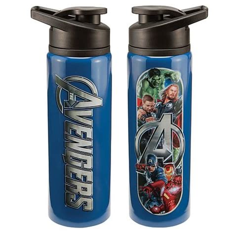 Avagers Bottle stainless steel water bottle vandor water bottles at entertainment earth