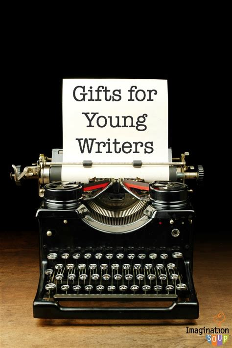 gift for gifts for writers imagination soup