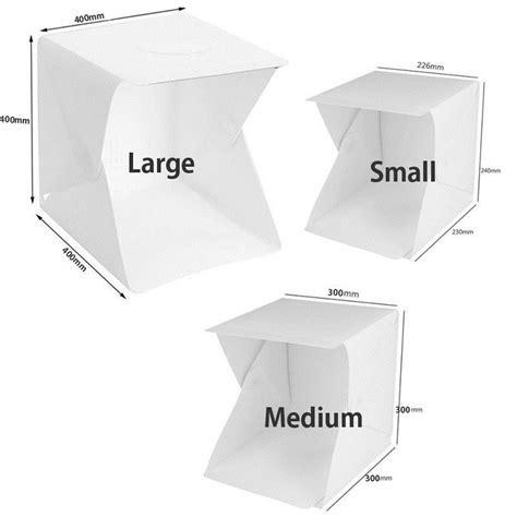 led light box photography portable mini studio light box phot end 10 3 2018 12 15 pm