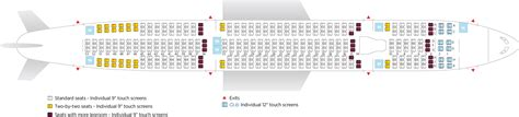 seat selection on our flights air transat