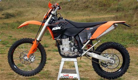Ktm 400 Xcw Enduro Test 2009 Testbericht