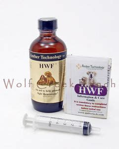 Homeopathic Vaccine Detox For Dogs by Technology Hwf Organic Remedy