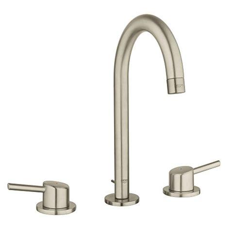 grohe 20217en1 concetto 2 handle high spout bathroom