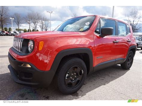 red jeep renegade 2016 2016 colorado red jeep renegade sport 111010428