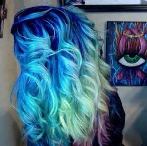 cool hair dye colors new look for this summer or dip dye hair extensionsboni