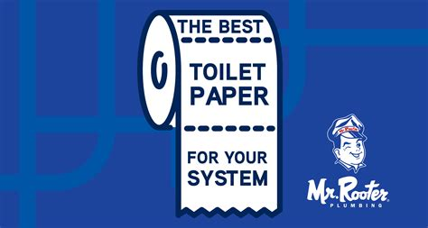 Best Toilet Paper For Plumbing by The Best Toilet Paper For Your Plumbing System