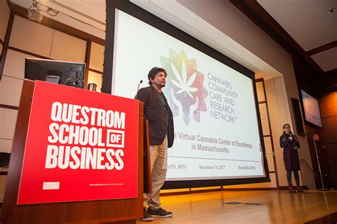 Boston Questrom School Of Business Health Sector Mba by Buzz Lab Hosts Cannabis Start Up Competition Bu Today