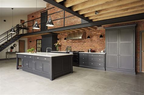 Industrial Stil by Industrial Style Kitchen Tom Howley