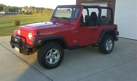 4 Cylinder Jeep My Toys Mistak