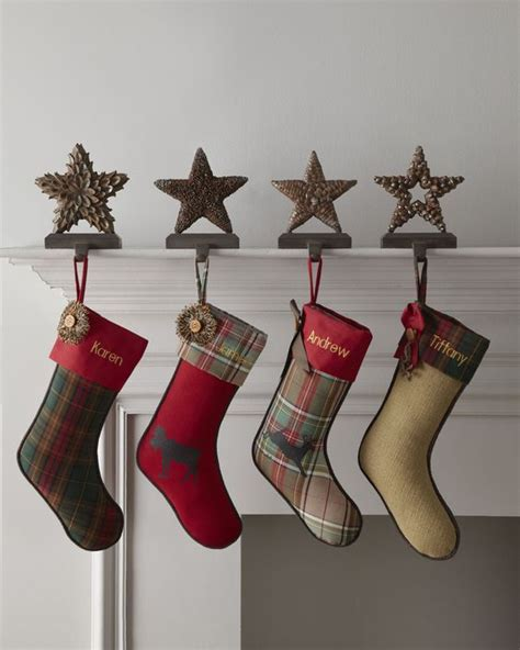 french laundry home decor french laundry home quot alpine quot christmas stockings 98 00