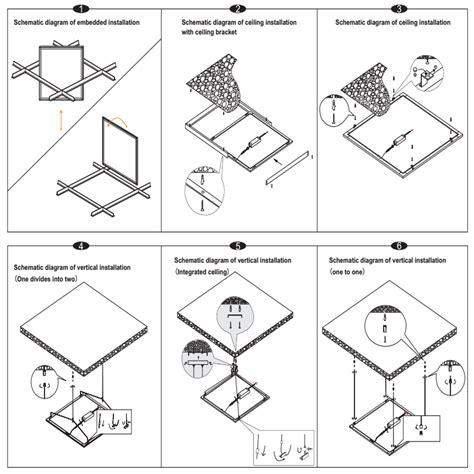 led panel diagram wiring diagram with description