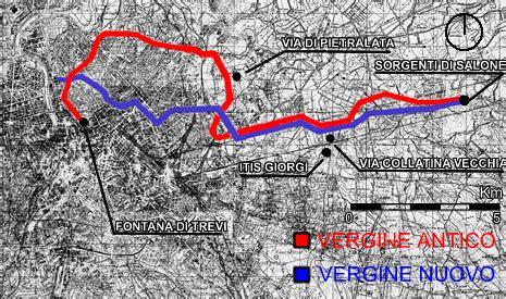 ic augusto console l acquedotto vergine