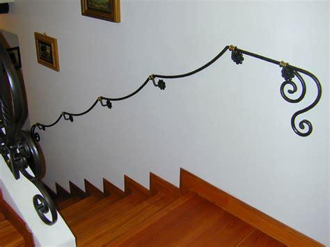 corrimano ferro battuto fabbro zino ferro battuto artistico corrimano