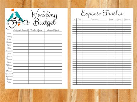 Wedding Budget Canada by Setting A Wedding Budget Realistically