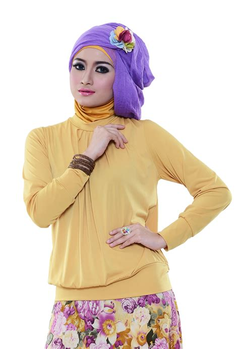 Anstey Atasan Jersey Kerut by Baju Atasan Untuk Remaja