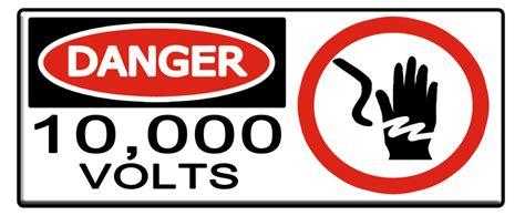 Stiker Mobil Sticker Mobil Sing Universal Code0292 jurassicpark sign 10 000 volts by oryx gazella on deviantart