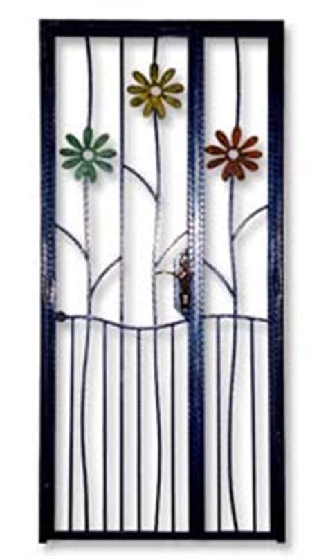 Wrought Iron Gate Vs Stainless Steel Gate Window Grill
