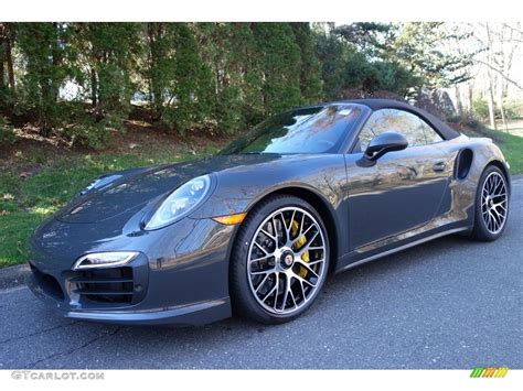 grey porsche 911 turbo 2016 grey paint to sle porsche 911 turbo s