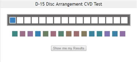 farnsworth color test 6 free color blindness test websites