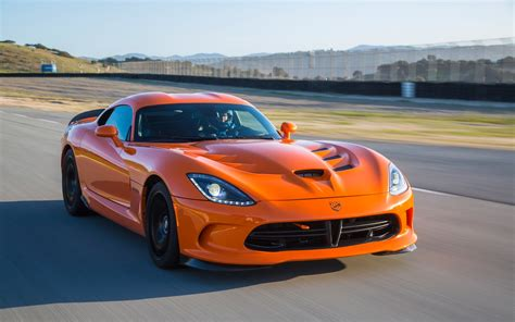 dodge viper 2014 srt viper ta first test motor trend