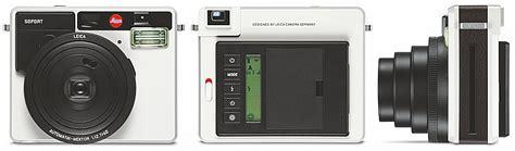 Kamera Leica Sofort leica bringt eine sofortbildkamera zur photokina sie heisst 171 sofort 187 fotointern ch