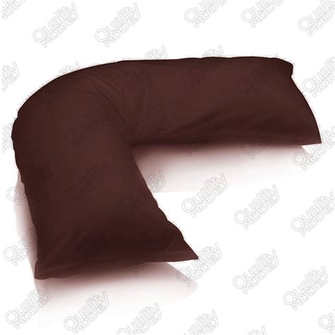 How To Sleep With Av Shaped Pillow by V Shaped Pillow Cover Maternity Orthopaedic Support
