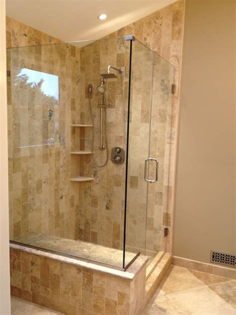 onyx bathroom designs custom travertine shower mocha onyx traditional bathroom philadelphia by