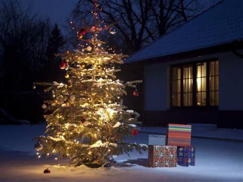como decorar un jardin de navidad c 243 mo decorar el jard 237 n en navidad uncomo