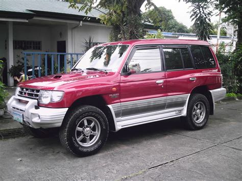 mitsubishi pajero 2004 cityz99 2004 mitsubishi pajero specs photos modification