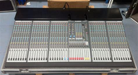 Mixer Allen Heath Gl2800 allen heath gl2800 40 image 940051 audiofanzine