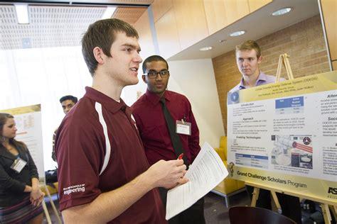grand challenges scholars program grand challenge scholars program fulton schools of