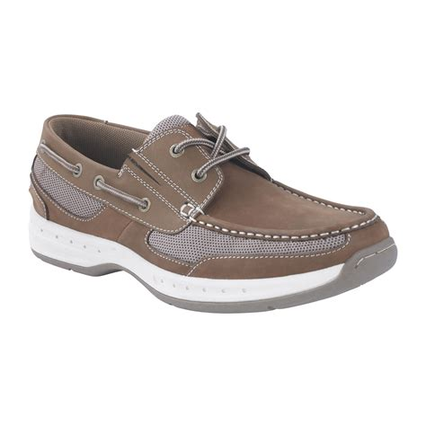 boat shoes online shopping thom mcan men s mooring leather boat shoe tan shop