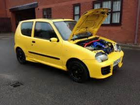 Seicento Abarth 2002 Fiat Seicento Sporting Abarth Styling 1 1 Manual