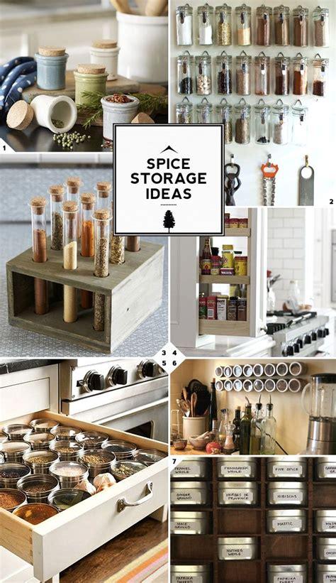 kitchen spice organization ideas best 25 kitchen spice storage ideas on pinterest spice