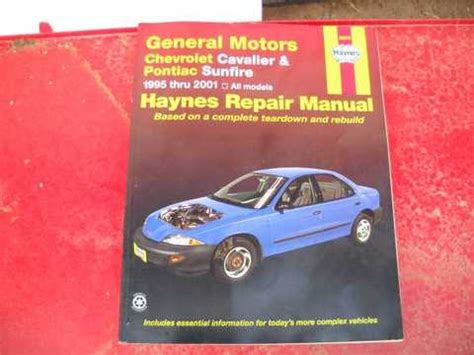 car repair manual download 2003 chevrolet cavalier electronic valve timing free 2001 chevrolet cavalier factory owner manual ionupload