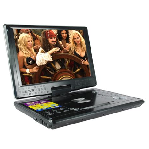 video format for dvd player tv portable multimedia dvd player with 12 inch widescreen