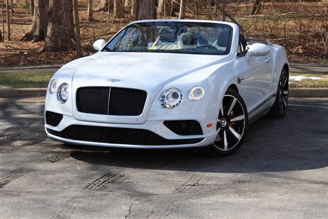 white bentley 2016 2016 bentley continental gt v8 s convertible stock