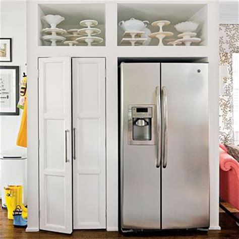 Fridge Pantry Cabinet by 27 Best Images About Refrigerator Built In On