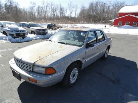 car owners manuals for sale 1995 plymouth acclaim auto manual plymouth acclaim for sale carsforsale com
